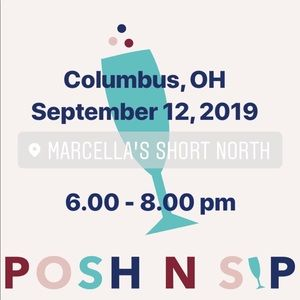 Columbus, Ohio Posh n Sip